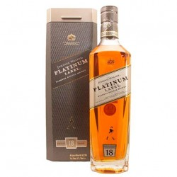 JOHNNIE WALKER PLATINUM 18 AÑOS