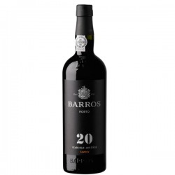 PORTO BARROS 20 YEARS OLD TAWNY