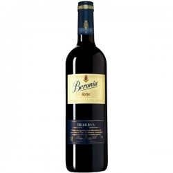 Pack Beronia Reserva 2012 - 6 Botellas + 6 Copas