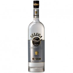 VODKA BELUGA 1L.