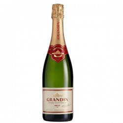 GRANDIN MÈTHODE TRADITIONNELLE BRUT