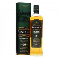 Bushmills 10 Year Old Irish Single Malt