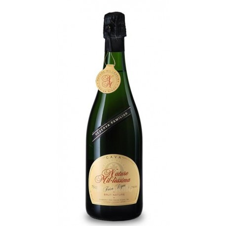 Freixa Rigau Nature Mil·lessima Reserva Familiar Brut Nature