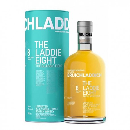 Whisky Bruichladdich The Laddie Eight