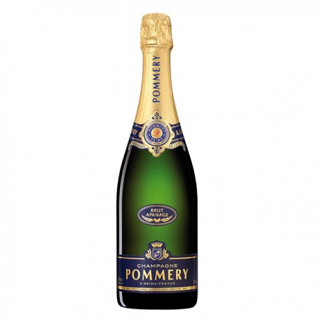 Pommery Brut Apanage. Champagne, Francia.