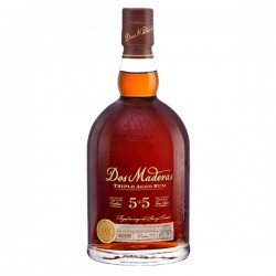 RON DOS MADERAS 5+5 PX 3 LITERS