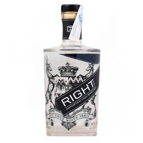 GIN RIGHT 70 CL 40º