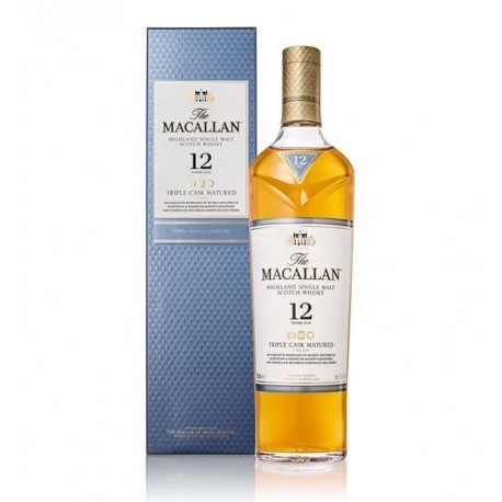 Whisky Macallan Triple Cask Matured 12