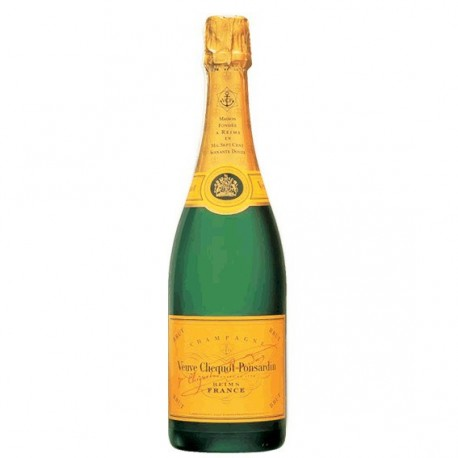 Veuve Cilcquot Brut Yellow Label
