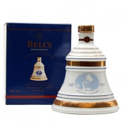 BELL'S DECANTER 8 YEARS ALEXANDER GRAHAM BELL