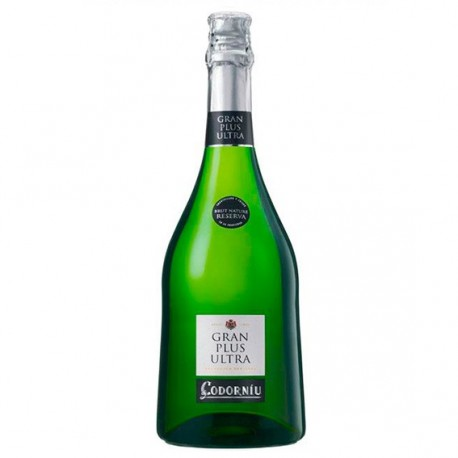 CODORNIU GRAN PLUS ULTRA RESERVA BRUT NATURE