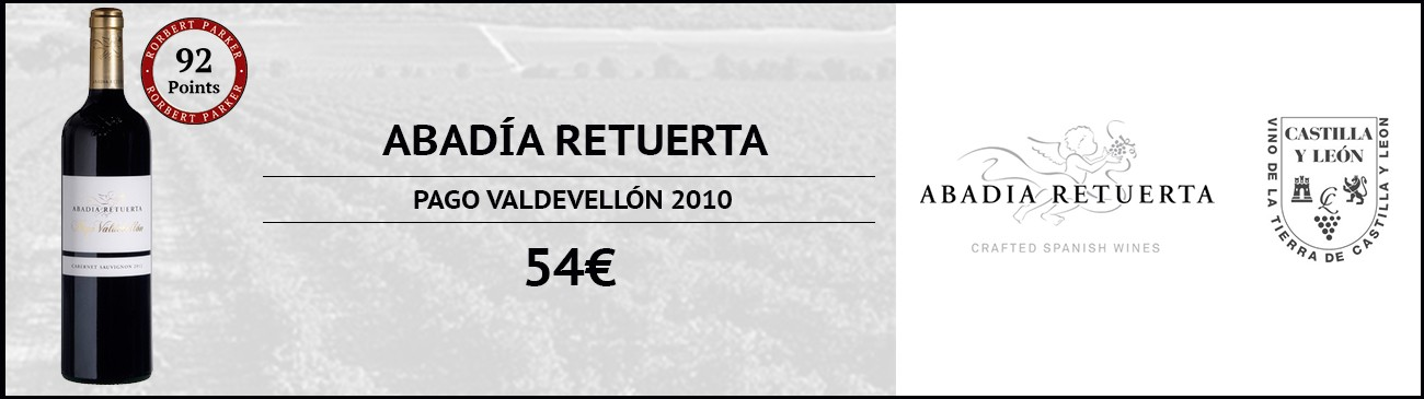 Abadía Retuerta Valdebellón 2010 on sale