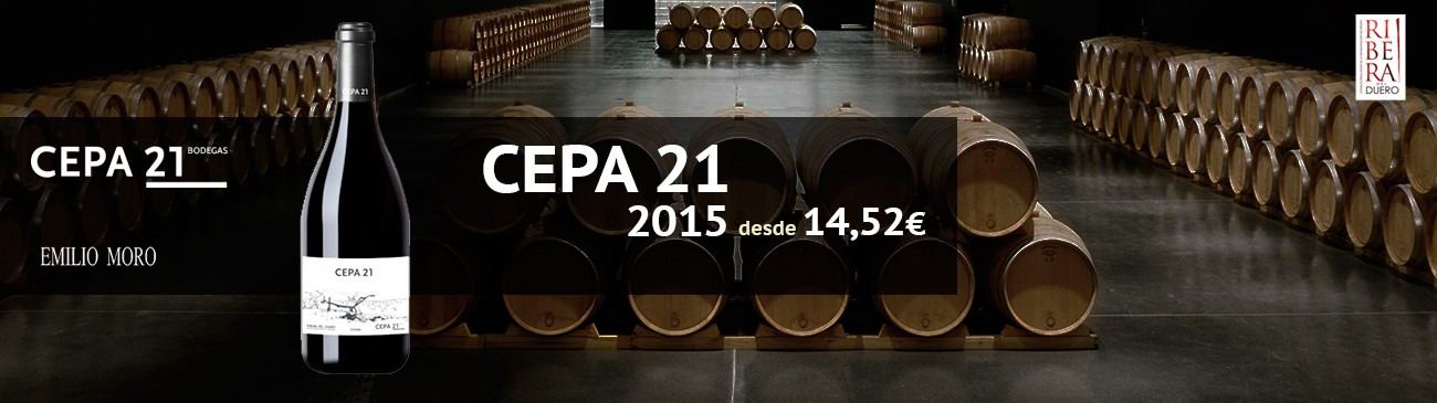 Buy Cepa 21 on sale. Ribera del Duero