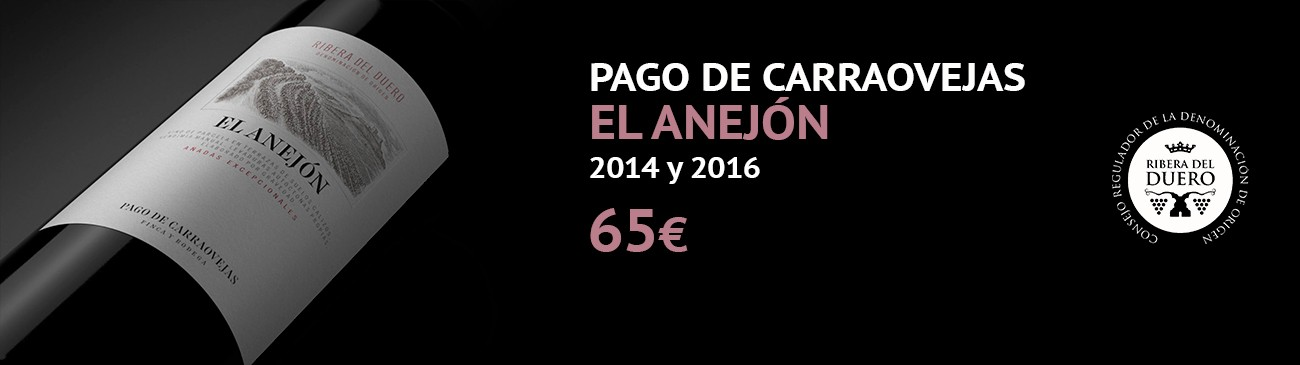 Pago de Carraovejas El Anejón - Limited offer